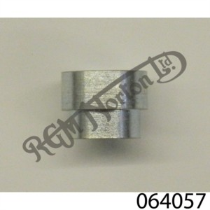 CENTRE STAND SPACER, STEPPED, 74 ON