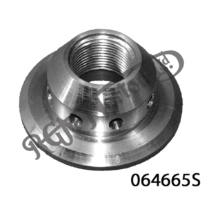 THREADED VERNIER TYPE ISOLASTIC ADJUSTER (STAINLESS STEEL)
