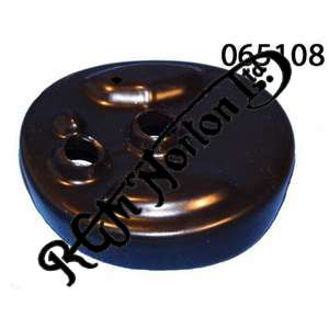 CLOCK HOLDER RUBBER COVER, USED ON UNDERSIDE OF LONG CLOCK HOLDER