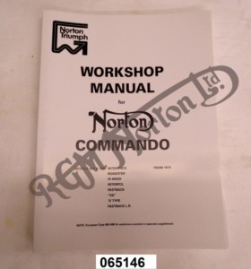750-850 PRE MK3 FACTORY WORKSHOP MANUAL
