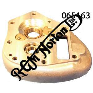 GEARBOX INNER COVER, AMC (RIGHTHAND CHANGE)