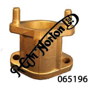 INLET CURVED MANIFOLD COMMANDO 30-32MM