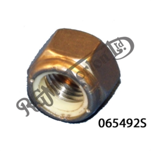 """CENTRE STAND 7/16"""" UNF - 20 TPI SELF LOCKING NUT (ALSO FITS SIDE STAND)"""