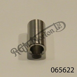"""SEAT HINGE STAINLESS SPACER FOR 1/4"""" BOLT"""