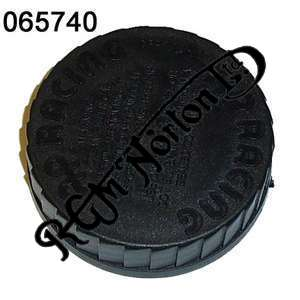 MASTER CYLINDER CAP, PLASTIC, FITS LATE COMMANDO/TRIUMPH/LOCKHEED