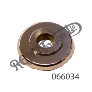 FRONT WHEEL DUST COVER, PINCH BOLT SIDE, MK3 (STAINLESS STEEL)