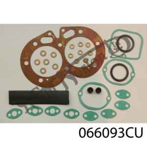 850 DECOKE GASKET SET WITH COPPER HEAD GASKET