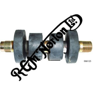 FRONT ISOLASTIC RUBBERS, MK3 (ADJUSTABLE)