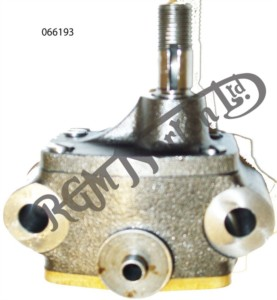 TWIN CYLINDER OIL PUMP ASSEMBLY