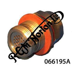 OIL PRESSURE RELIEF VALVE, COMPLETE, UPDATED TO 60 P.S.I