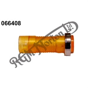 GENUINE MK3 WARNING LIGHT LENS, AMBER