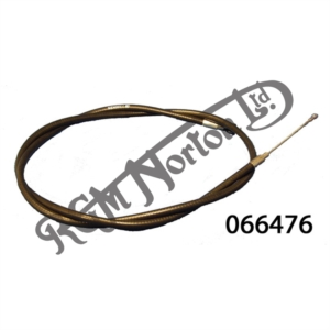 """CLUTCH CABLE 46"""" OUTER, COMMANDO CLIP ONS"""