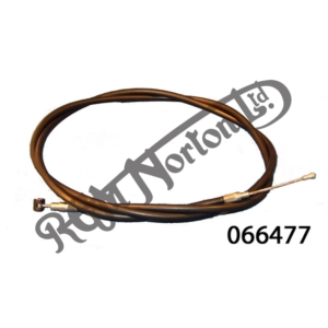 """CLUTCH CABLE 57"""" OUTER, USA HIGH BARS"""