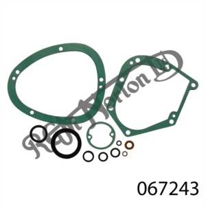 GASKET & OIL SEAL KIT FOR AMC GEARBOX EXCEPT 850 MK3