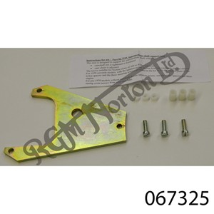 INTERMEDIATE SHAFT SUPPORT PLATE TOOL (SUITABLE FOR NORTON TWINS 500CC TO 850CC)