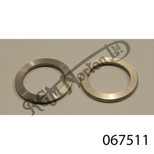 FORK STANCHION TOP NUT WASHERS, THICKER (PR)