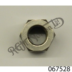 """THICK NUT FOR BARREL BASE 3/8"""" BSC"""