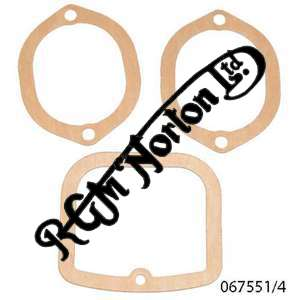ROCKER BOX GASKET SET