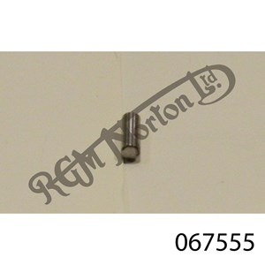 BREATHER PLATE RETAINING PIN