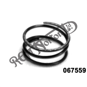 CAMSHAFT ROTARY BREATHER SPRING