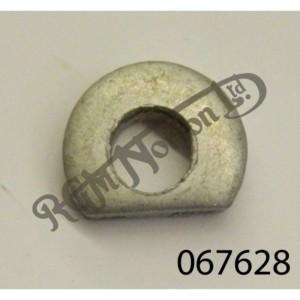 SLIMLINE FRONT MUDGUARD D PACKING SPACER