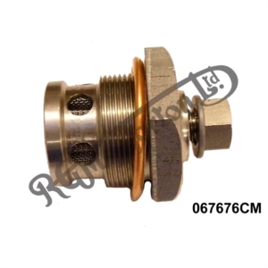 MAGNETIC SUMP PLUG COMPLETE (LARGE)