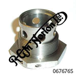 SUMP PLUG BODY, LARGE TYPE, ALL TWINS