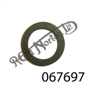 "STEEL ROCKER SHIM .016"" (.42MM"") THICK."