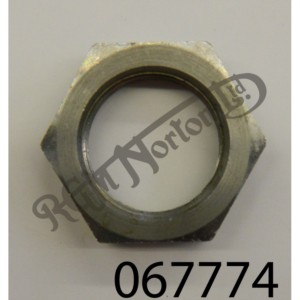 CAMSHAFT SPROCKET OR GEAR NUT, 1970 ONWARDS