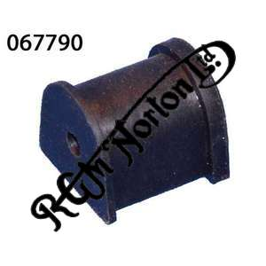SEAT PEG RUBBER, FRONT, FEATHERBED  (SOLD EACH)