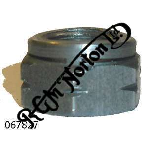 "3/8"" BIG END (CONROD) NUT 3/8"" BSC"