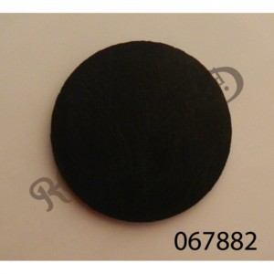 PRIMARY CHAINCASE INSPECTION COVER SEALING DISC PRE COMMANDO