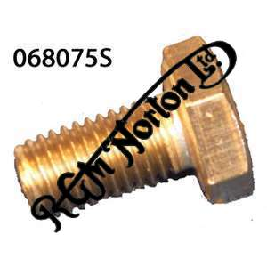 PRIMARY CHAINCASE DRAIN / SWING ARM BOLT (MK3)