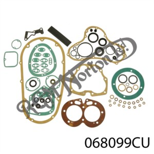 850 MK3 FULL GASKET SET WITH OIL SEALS, COPPER HEAD GASKET