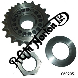 CAMSHAFT VERNIER SPROCKET, COMMANDO