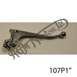"""BRAKE LEVER, TRADITIONAL CHROME TYPE (1 1/16"""" FULCRUM DISTANCE)"""