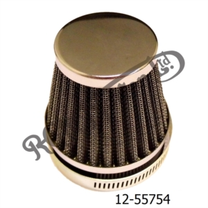 CLAMP ON AIR FILTER TO FIT 54MM