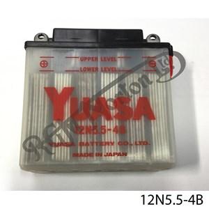 BATTERY YUASA, 12N5.5-4B
