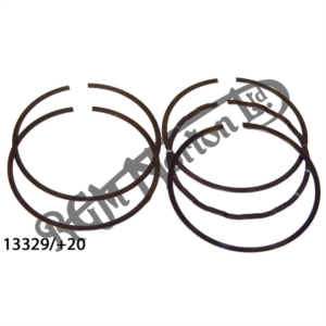 MODEL 50 PISTON RING SET + 20 COMPLETE