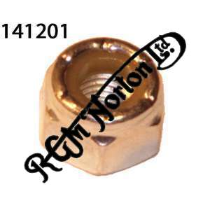 "1/4"" UNF SELF LOCK NUT"