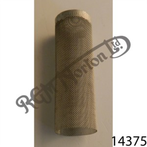 GAUZE OIL FILTER, FEED, UNION, STRAINER