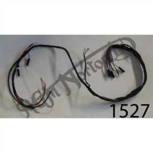 MAIN WIRING LOOM MODELS 88SS, 99SS, 1958-62  (MAG/ALT)