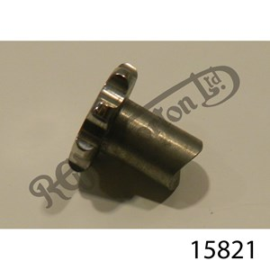 SCALLOPED STAINLESS FEATHERBED REAR BRAKE ADJUSTER