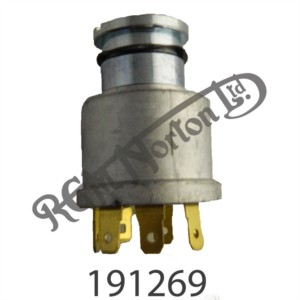 IGNITION SWITCH 4 POSITION PRE 1970 (PATTERN)