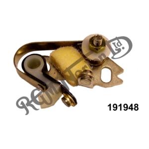 CONTACT SET, COMMANDO 1970 ONWARDS