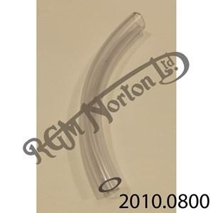 CLEAR PVC HOSE (1 METER) (13MM OUTSIDE DIAMETER X 9MM BORE)