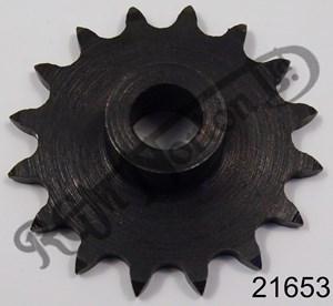 SINGLE CYLINDER DISTRIBUTOR SPROCKET, ALTERNATOR ENGINE, 16 TEETH