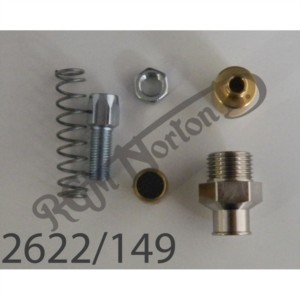 MK2 CHOKE ASSEMBLY CABLE OPP