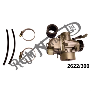 AMAL MK2 CARB, 2600 SERIES RIGHT HAND 22MM