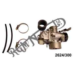 AMAL MK2 CARB, 2600 SERIES RIGHT HAND 24MM